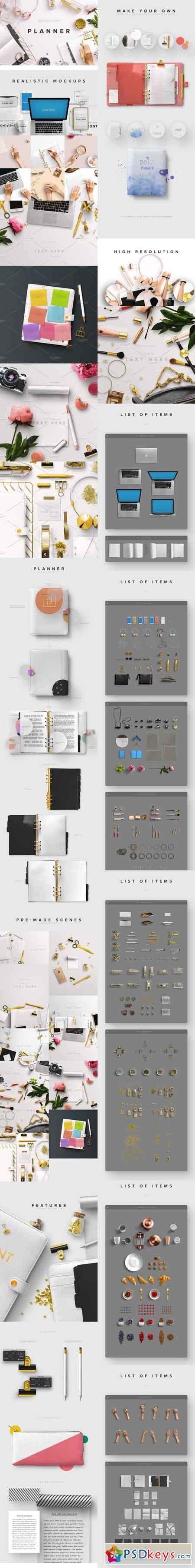 Planner Edition - Custom Scene 1123396