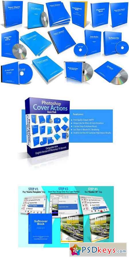 Cover Action Basic Pack 1114761