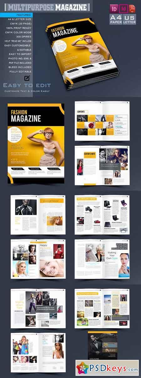 Fashion Magazine 1112459