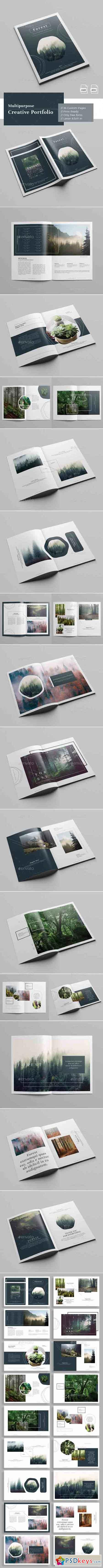 Multipurpose Creative Portfolio 19171152