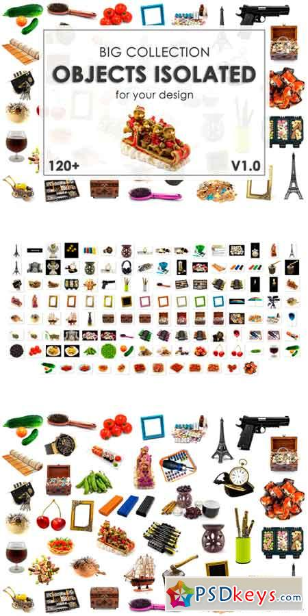 Objects Isolated Pack Version 1.0 1140748