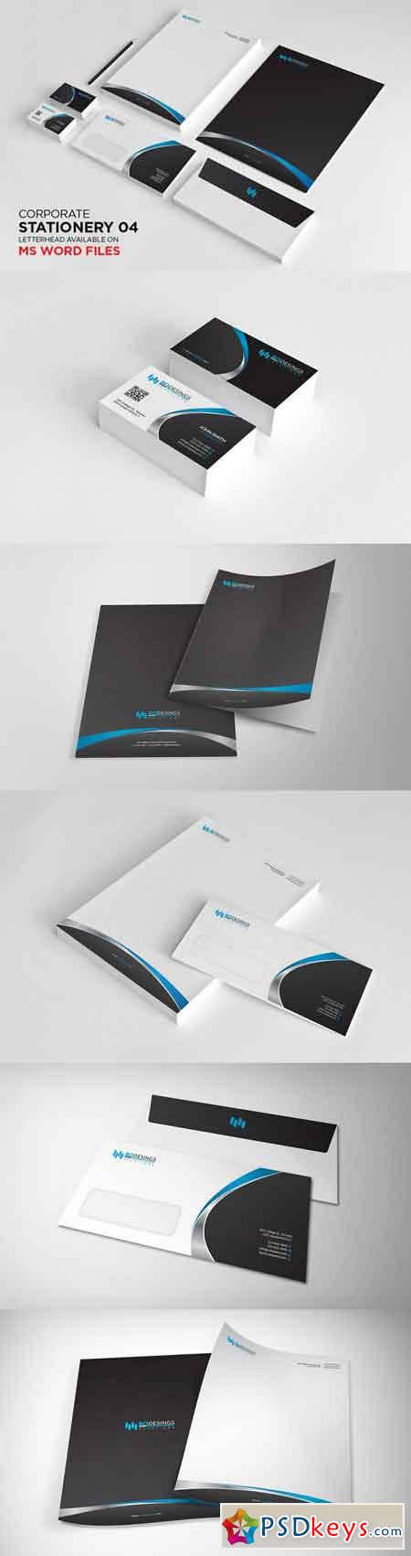 Corporate Stationery 04 719493