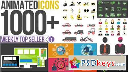 Animated Icons 1000+ 8922626 (With Last Update) - After
