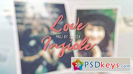 Love Inside - Romantic Slideshow 18765331 - After Effects Projects
