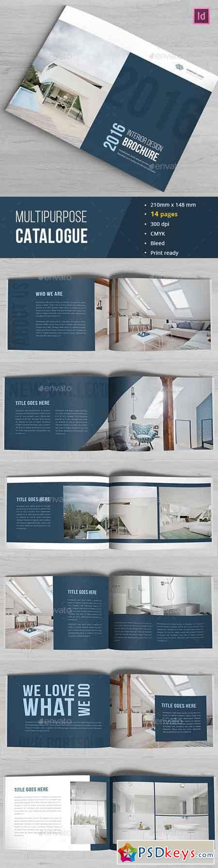 Indesign portfolio catalogue 17033561 free download for Free indesign portfolio templates