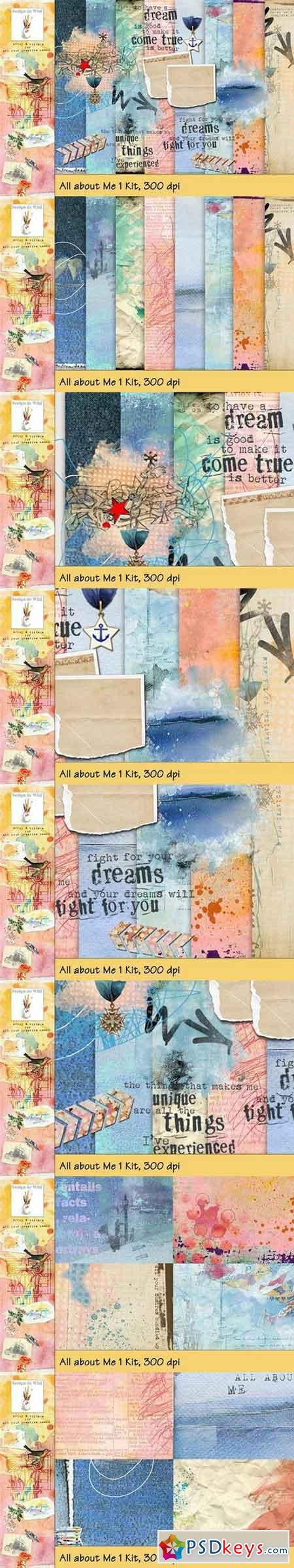All about Me 1 Kit 1158125