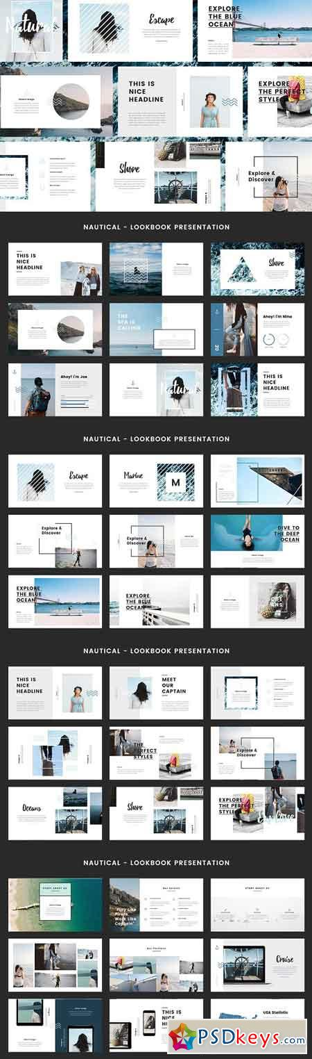 powerpoint templates torrents - nautical powerpoint template 1023074 free download