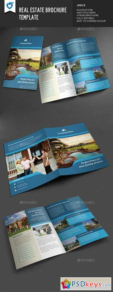 Real Estate Brochure 8799243