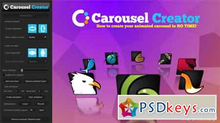 Carousel Creator 19161157 - After Effects Projects