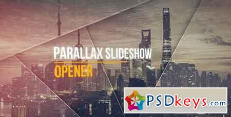 Parallax Slideshow 16636955 - After Effects Projects