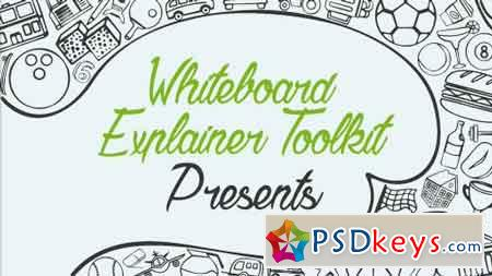 Whiteboard Explainer Toolkit 18587926 - After Effects Projects