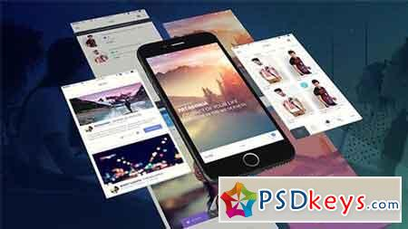 Phone App Presentation Template 19299264 - After Effects Projects
