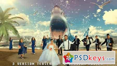Wedding Day Fantasy Poster Teaser Maker 19033198 - After Effects Projects