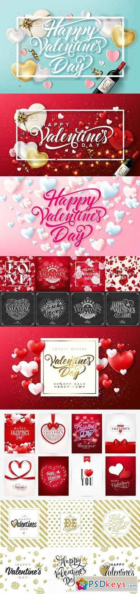 Valentine's Day Bundle 1042046