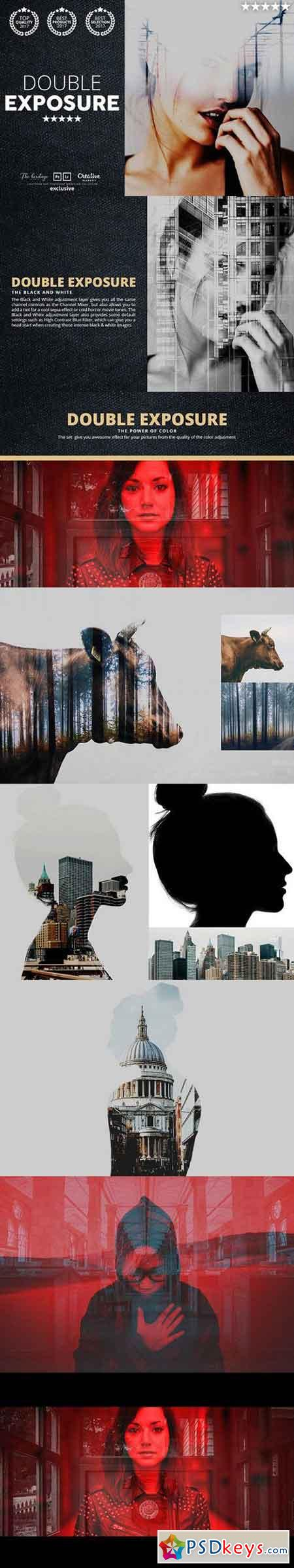 The DOUBLE EXPOSURE 146 Kit Bundle 1247375