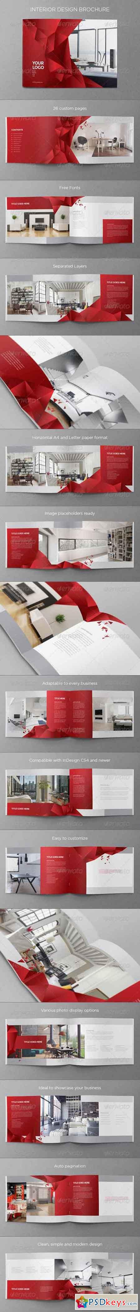 Interior Design Brochure 6913774
