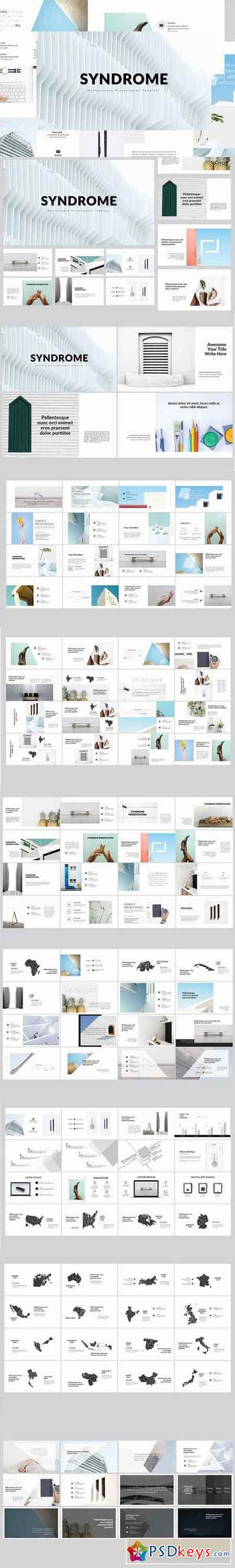 syndrome minimal keynote template 1237477 free download photoshop vector stock image via. Black Bedroom Furniture Sets. Home Design Ideas