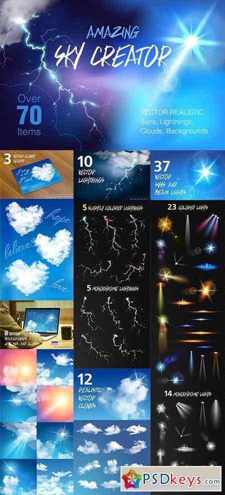 Amazing Sky Creator 1235983
