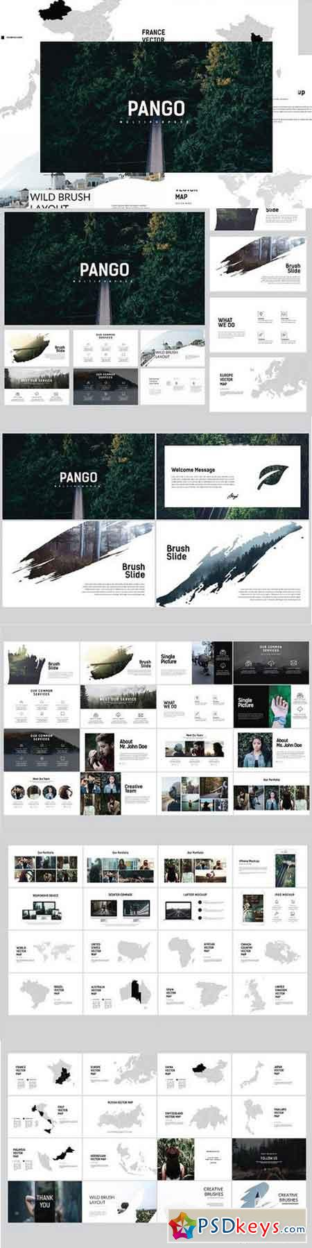 keynote brochure template - pango keynote template 1258802 free download photoshop
