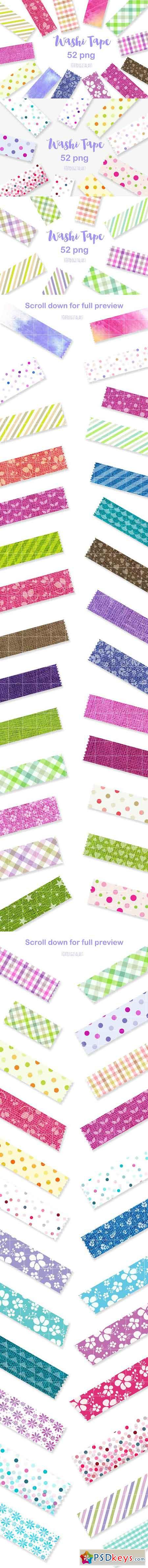 washi tape strips 792510