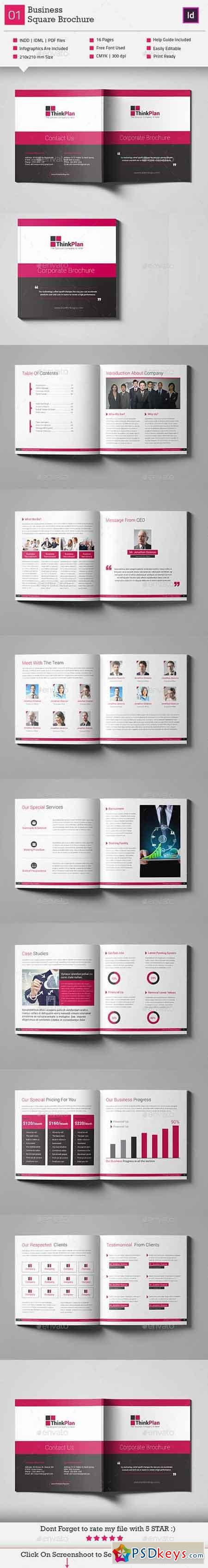 Business Square Brochure Template_V1 11229881