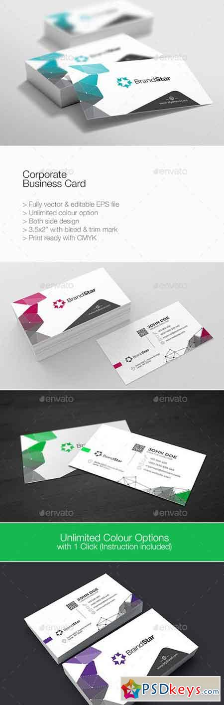 Creative Business Card 17864079