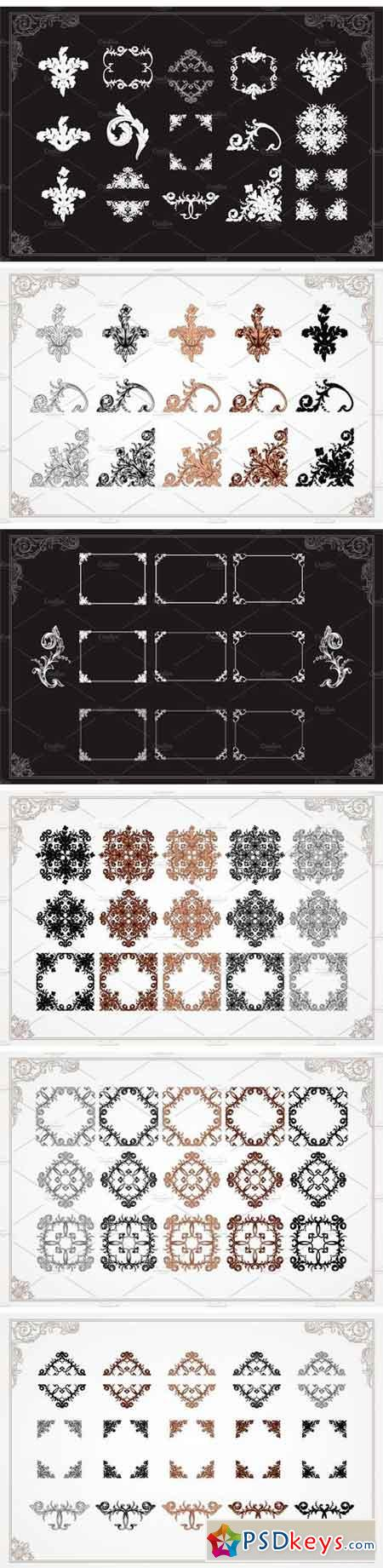 Ornament Elements for Decorate 1160832