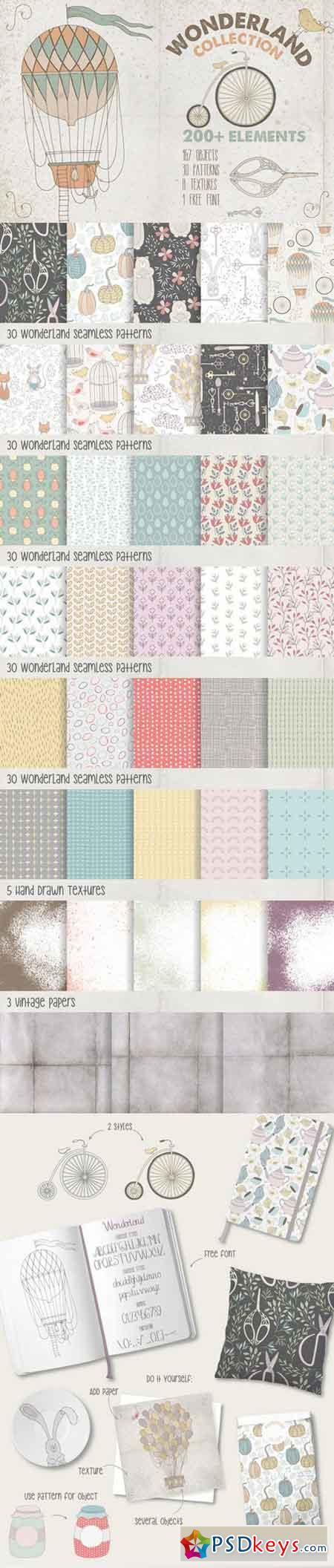Wonderland Collection 486646