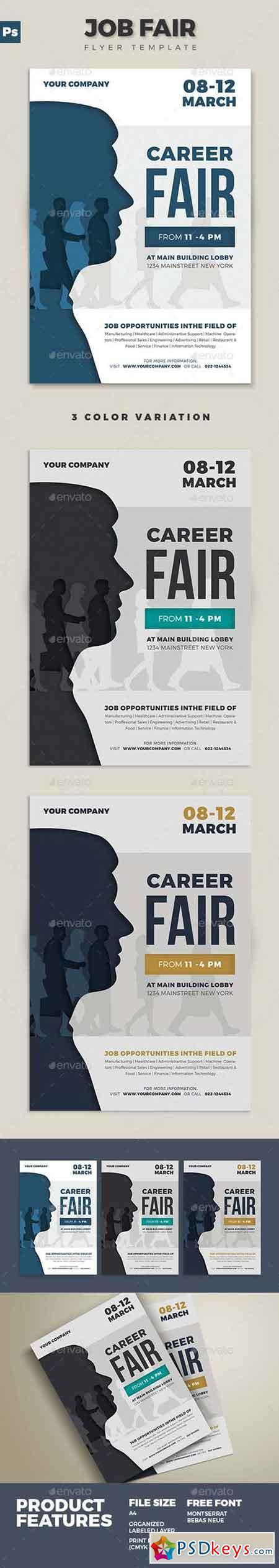 Job Fair Flyer 02 19531605