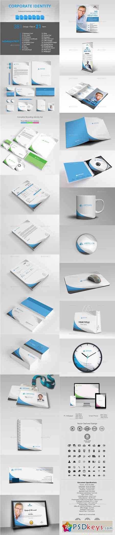 Corporate Identity 13115538
