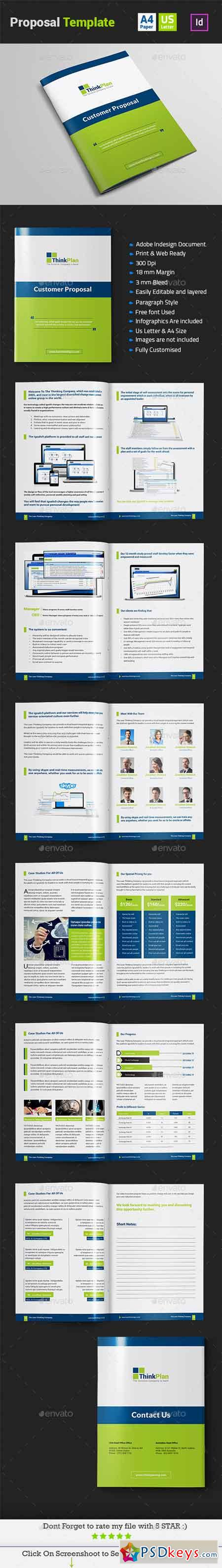 Proposal Template_Indesign Layout 11114374