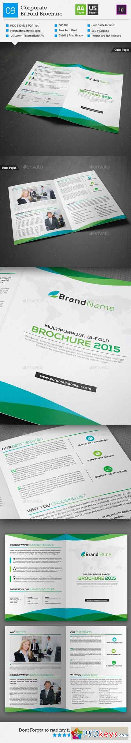 Multipurpose Bi-fold Brochure 09 10273293