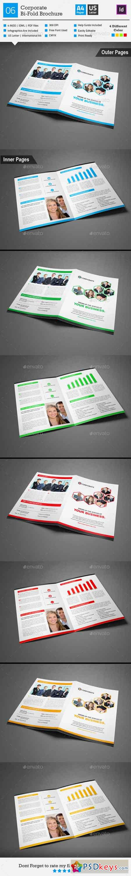 Corporate Bi-fold Brochure 06 9244660