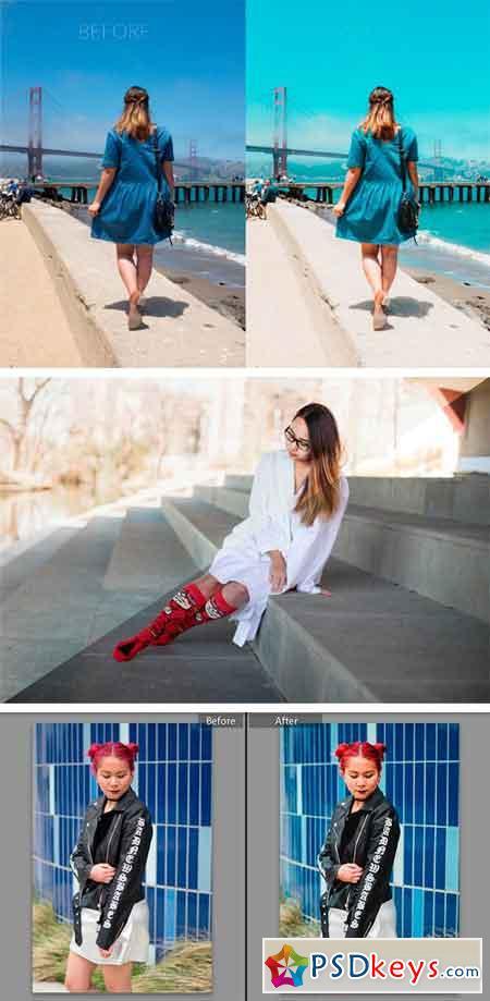 Blockbuster Lightroom Preset 1299975 » Free Download Photoshop
