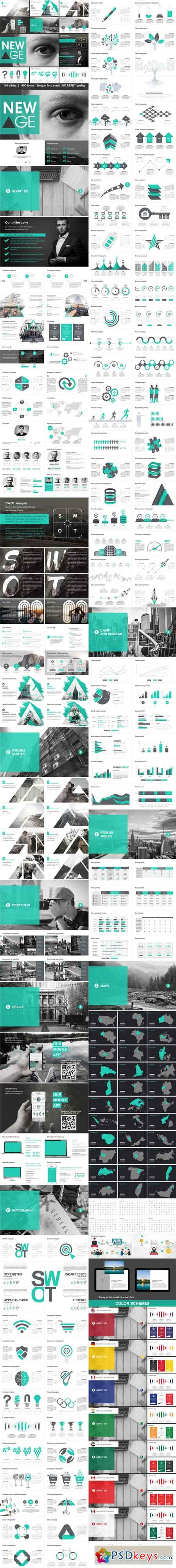 New Age Creative Powerpoint Template 17659484 Free