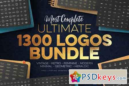 1300 Logos Ultimate Megabundle 1253388