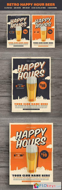Retro Happy Hour Beer Festival 19498315