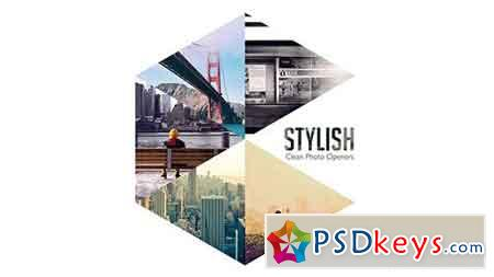 Stylish Photo Openers - Logo Reveal 11856111 - After Effects Projects