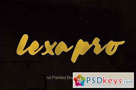 Lexapro Brush Font 1260435