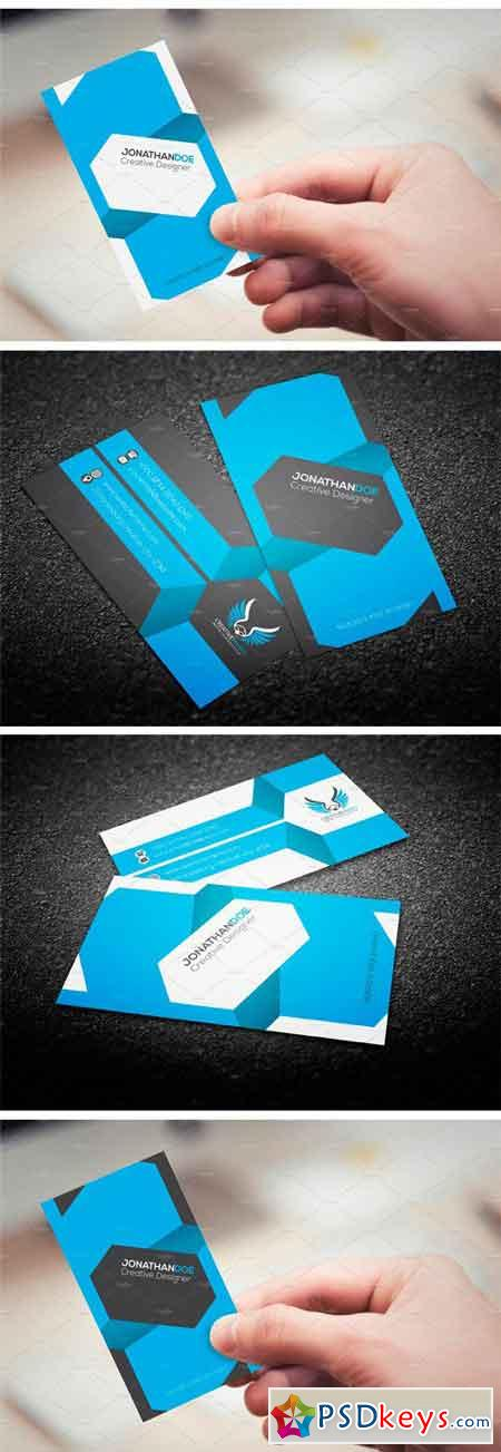 Corporate Business Card 1320520