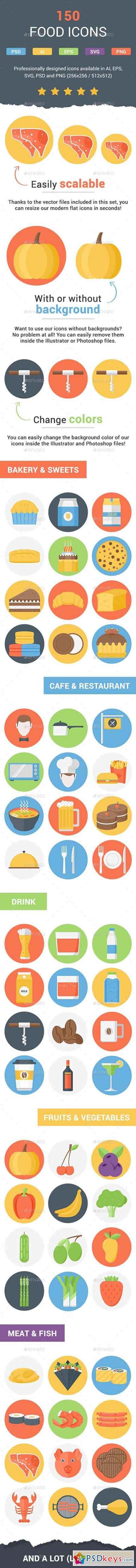 Food Icons 15916186