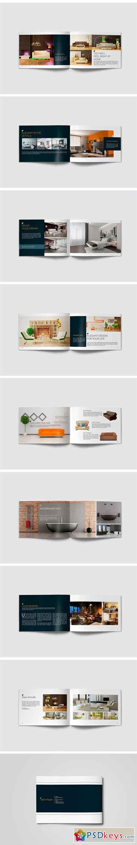 A5 - Brochure Catalogs Portfolio 1297519