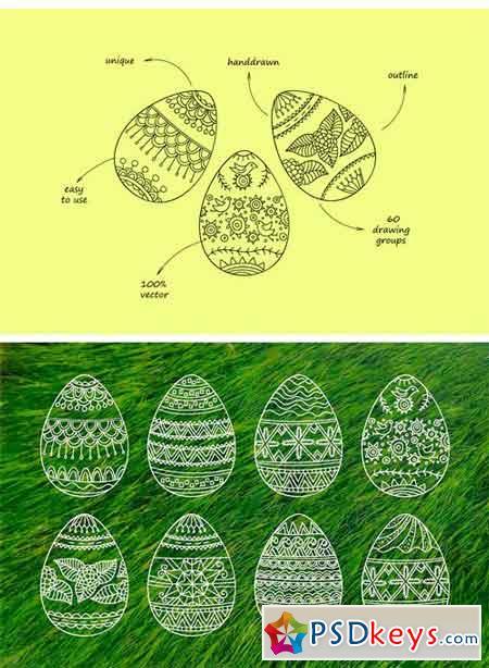 Easter Egg Constructor 1318825