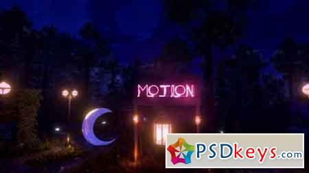 Ramadan In The Night City - After Effects Projects
