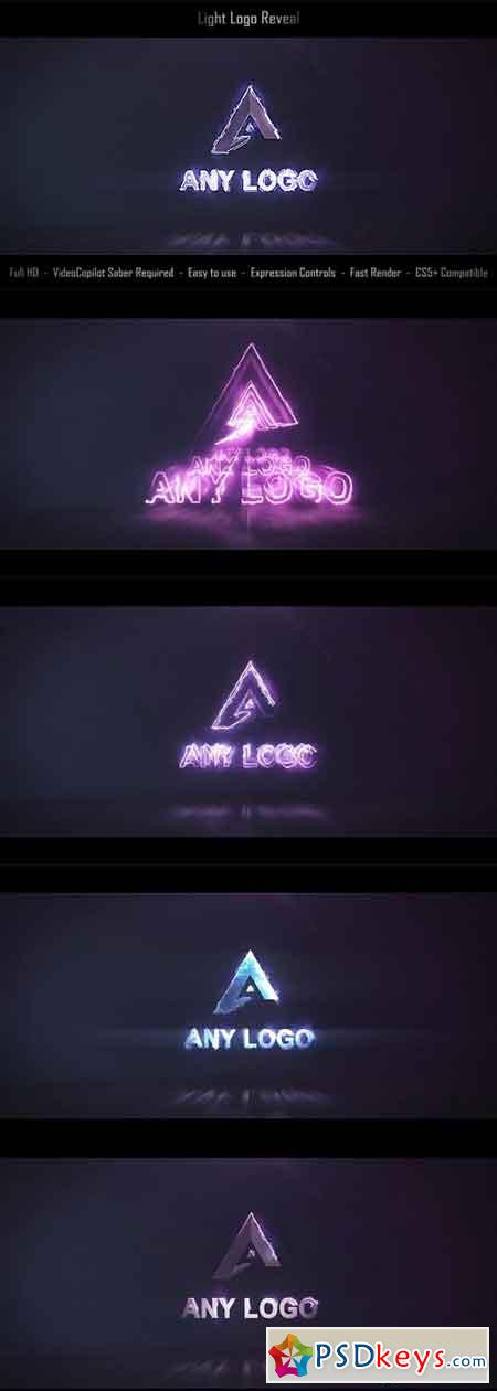 Light Logo Reveal 19553064 - After Effects Projects
