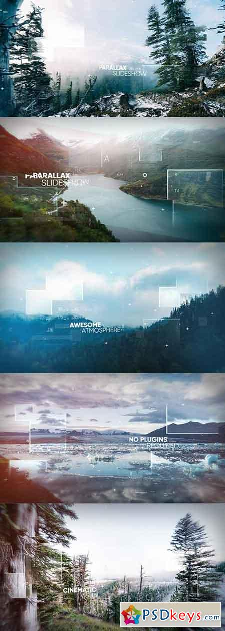 Parallax Slideshow 19580113 - After Effects Projects