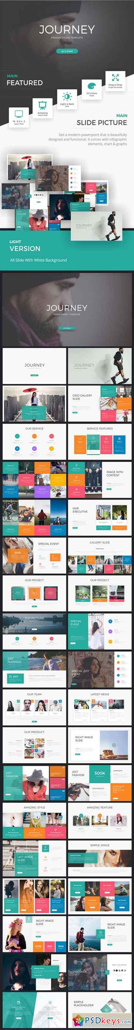 journey presentation template 19349511 » free download photoshop, Presentation templates