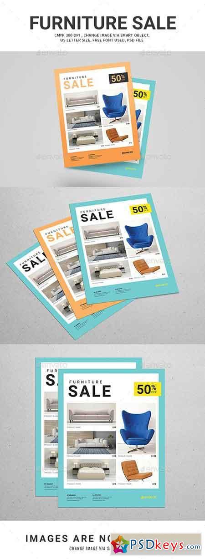 Furniture Sale Flyer 19643290