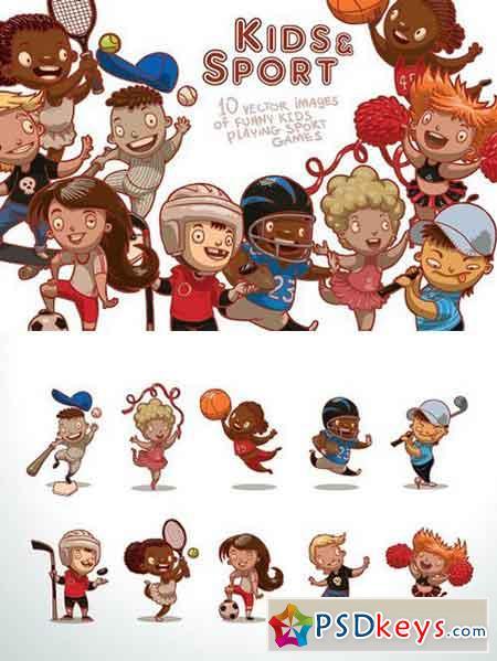Kids & Sport 1310386