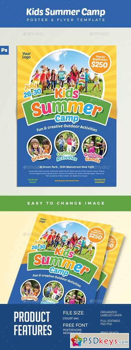 Kids Summer Camp 16637715